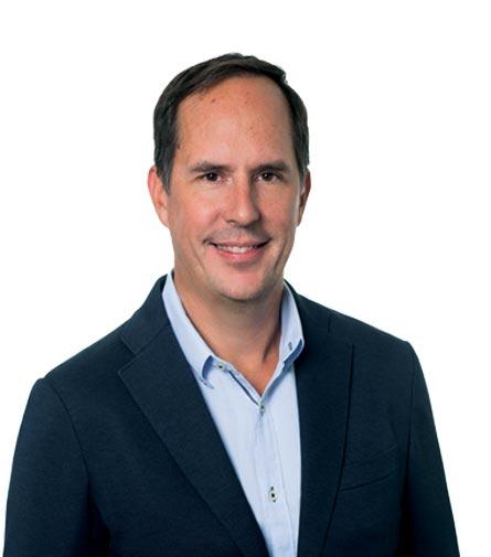 Michael Schroeder, Partner, Director of Virtual Design and Construction Services, SGA