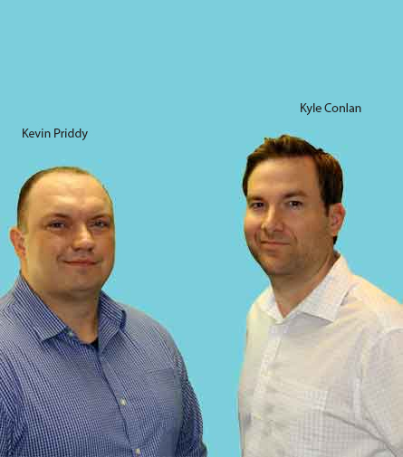 Kevin Priddy, President and CEO and Kyle Conlan, Vice President, PlanHub