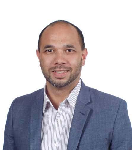 Trevor Joy, Director , Enravel