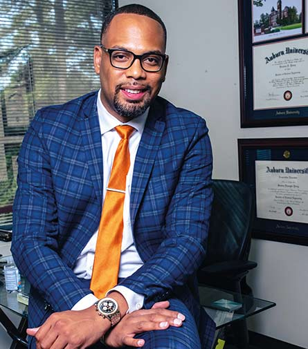 Brandon Young, President & CEO, Young Management & Consulting