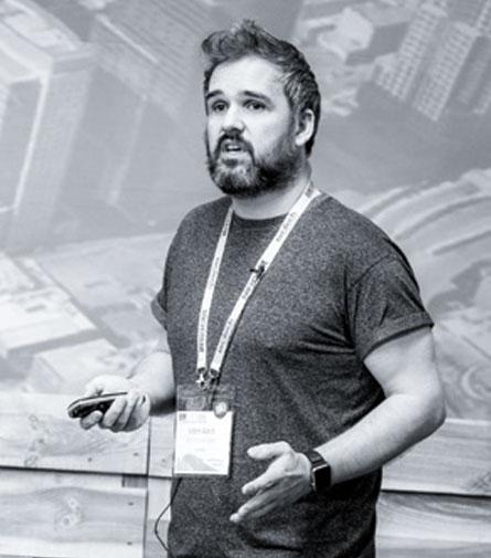 Rob Charlton, CEO, BIM Technologies