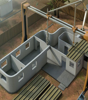 8 Reasons to Prove the Hype of 3D Printers in Global Construction