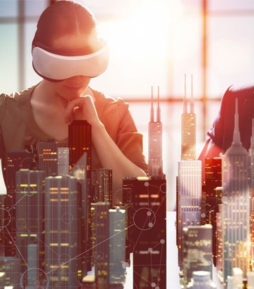AR and VR to Forge Virtual Construction Worksite