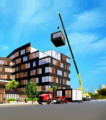 Does Modular Construction Add Efficiency into Technology?