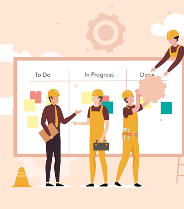 Using technology to advance project management