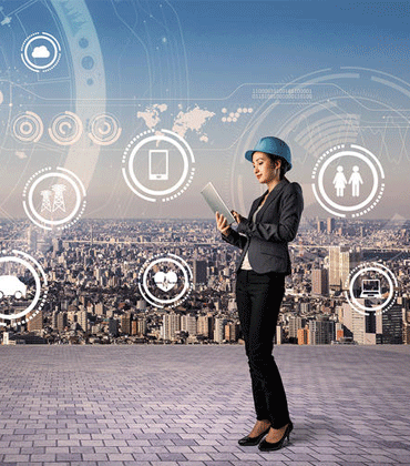 Emerging AR and VR: Smart Builders' Solution Set