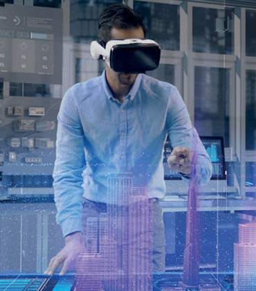 Data Augmented Spaces in the Construction Sector - Driving Better Businesses and Security through Effective IT