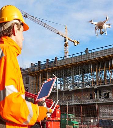 Why Should Construction Firms Prefer UAS?