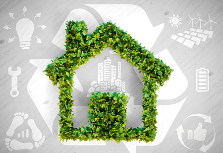 Green Construction for Sustainable Housing
