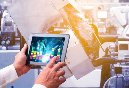 AI for Safety and Efficiency in Manufacturing