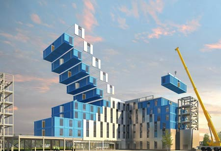 What are The Benefits of Adopting Modular Construction in 2020?