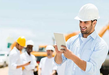 Empower the Construction Industry with Mobile Technology