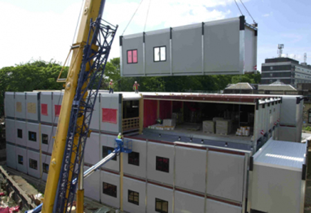 What are the Sectors where Modular Construction are Mostly Used