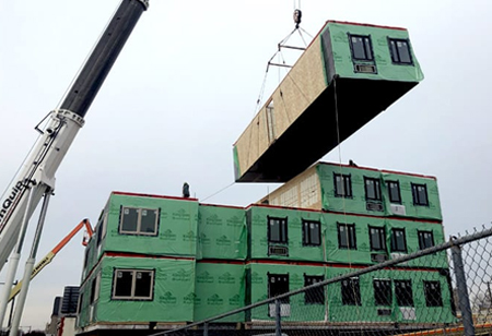 The Impact of Offsite and Modular Manufacturing