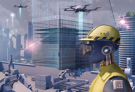 The Role of AI Apps & Aerial Imagery in Construction