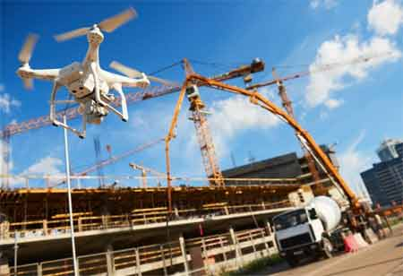 The Rise of Drones in Construction