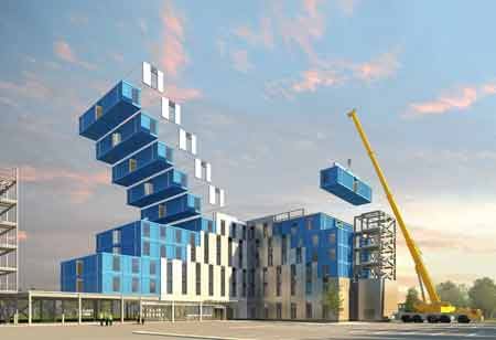 How Will Prefabrication and Modular Construction Benefit the Construction Industry?