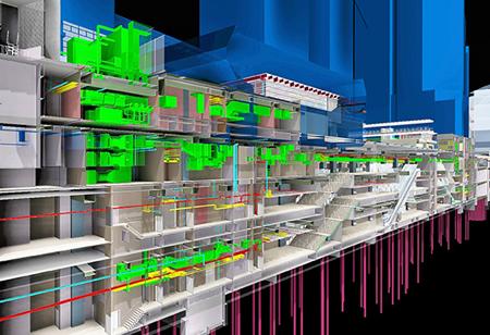 How BIM Improves Underground Facility Construction