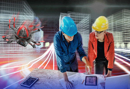 Digital Transformation for Construction Project Management