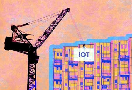 How IoT is Helping the Construction Sector