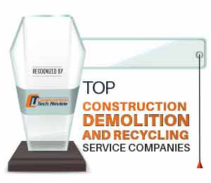 Top 10 Construction Demolition and Recycling Service Companies - 2021