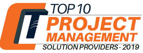 Top 10 Project Management Solution Providers - 2019