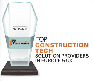 Top 10 Construction Tech Solution Companies in Europe & UK - 2020