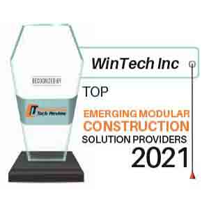 Top 10 Emerging Modular Construction Soluction Providers - 2021