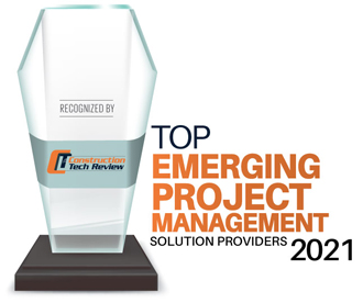 Top 10 Emerging Project Management Solution Companies - 2021