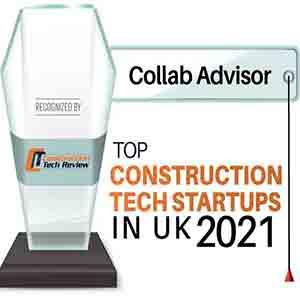 Top 10 Construction Tech Startups on UK - 2021