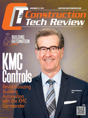 KMC Controls: KMC Controls Revolutionizing Building Automation with the KMC Commander