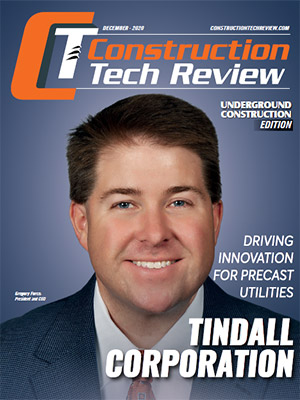 Tindall Corporation: Driving Innovation for Precast Utilities