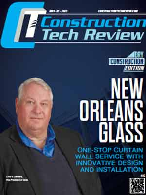 New Orleans Glass : One-Stop Curtain Wall Service With Innovative Design And Installation