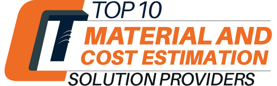Top 10 Material and Cost Estimation Companies - 2019