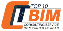 Top 10 BIM Consulting/Service Companies in APAC - 2020