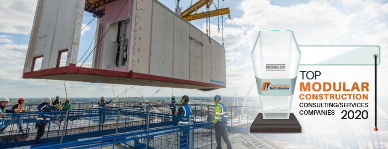 Top 10 Modular Construction Consulting/Services Companies - 2020