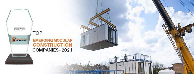 Top 10 Modular Construction Service Companies - 2021